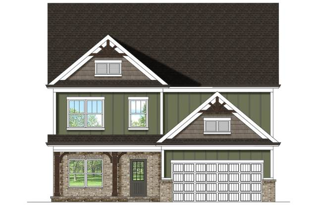 5479 Amber Grove Way #21, Hixson, TN 37343 (MLS #1315557) :: Chattanooga Property Shop