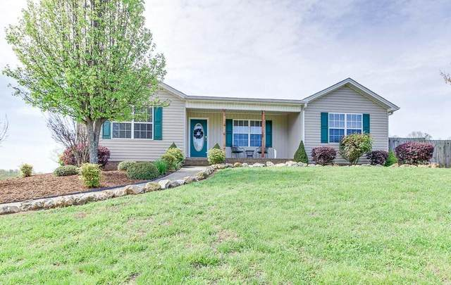 135 Timberdale Tr, Cleveland, TN 37323 (MLS #1315980) :: Keller Williams Realty | Barry and Diane Evans - The Evans Group