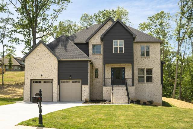 5091 Abigail Ln #33, Chattanooga, TN 37416 (MLS #1316951) :: Keller Williams Realty   Barry and Diane Evans - The Evans Group