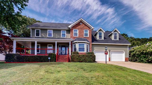 89 Autumn Dr, Ringgold, GA 30736 (MLS #1317708) :: The Edrington Team