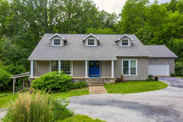 1 Dogwood Glen Ln, Signal Mountain, TN 37377 (MLS #1318229) :: Keller Williams Realty | Barry and Diane Evans - The Evans Group