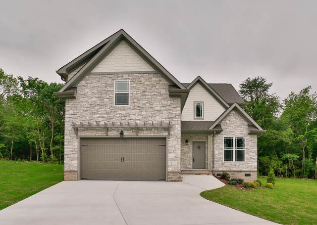 8926 Cattails Creek Way, Ooltewah, TN 37363 (MLS #1318271) :: Denise Murphy with Keller Williams Realty