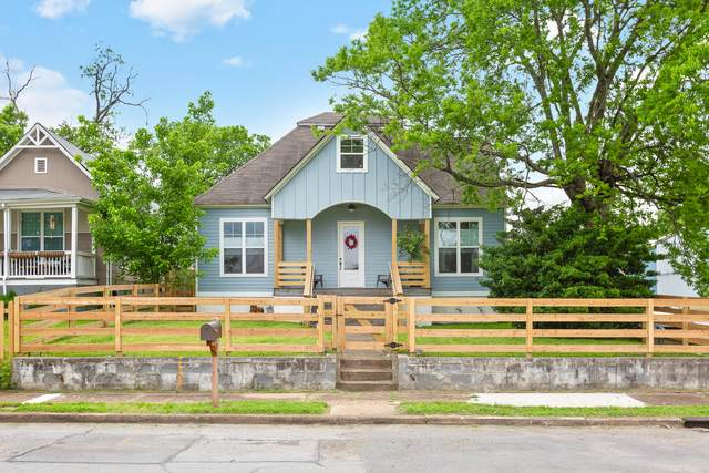 1110 S Greenwood Ave, Chattanooga, TN 37404 (MLS #1318501) :: Austin Sizemore Team
