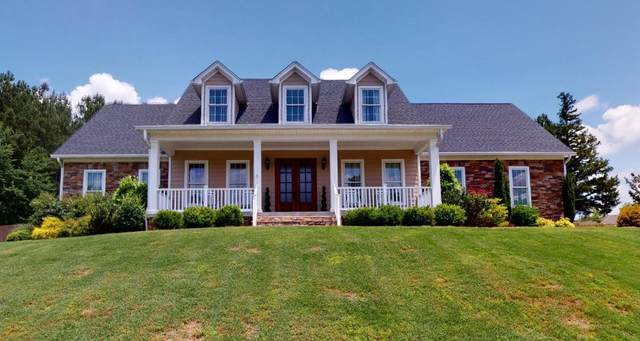 2822 NW Mountain Pointe Dr, Cleveland, TN 37312 (MLS #1318959) :: The Mark Hite Team