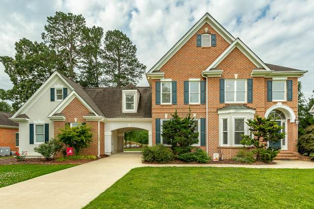 8016 Rosemere Way, Chattanooga, TN 37421 (MLS #1320126) :: The Robinson Team