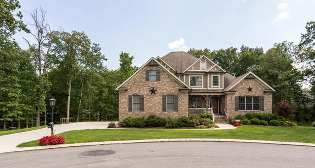 2516 Campaign Tr, Signal Mountain, TN 37377 (MLS #1320303) :: Chattanooga Property Shop
