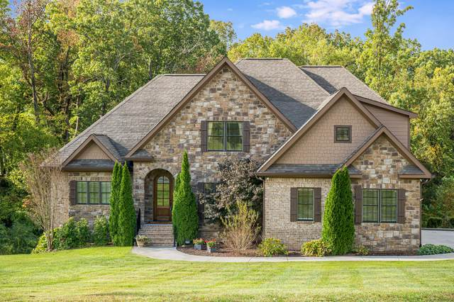 266 Marrcrest Ln, Signal Mountain, TN 37377 (MLS #1320601) :: The Chattanooga's Finest | The Group Real Estate Brokerage