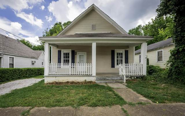 2511 Kirby Ave, Chattanooga, TN 37404 (MLS #1320679) :: Keller Williams Realty | Barry and Diane Evans - The Evans Group