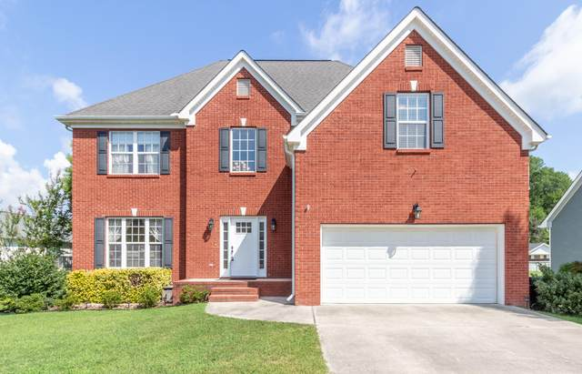 7721 Lynnle Way, Hixson, TN 37343 (MLS #1320847) :: Keller Williams Realty | Barry and Diane Evans - The Evans Group