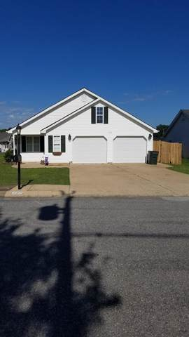602 Colony Cir, Fort Oglethorpe, GA 30736 (MLS #1320954) :: The Weathers Team