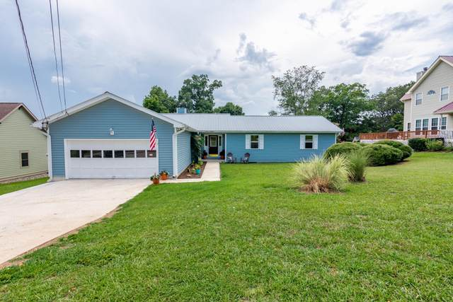 2140 Hill Top Crest, Soddy Daisy, TN 37379 (MLS #1321369) :: Chattanooga Property Shop