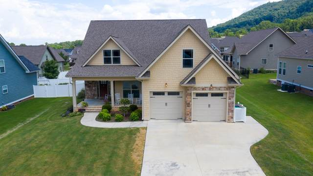 8405 Deer Run Cir, Ooltewah, TN 37363 (MLS #1321492) :: Chattanooga Property Shop