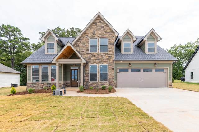 336 Tuscany Village Dr #38, Ringgold, GA 30736 (MLS #1321532) :: The Mark Hite Team