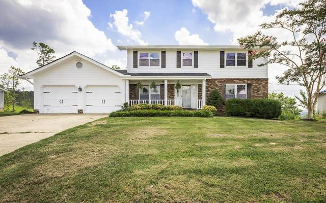 2354 Jennifer Dr, Chattanooga, TN 37421 (MLS #1321621) :: Keller Williams Realty | Barry and Diane Evans - The Evans Group