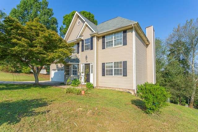 789 Castleview Dr, Ringgold, GA 30736 (MLS #1322764) :: Austin Sizemore Team