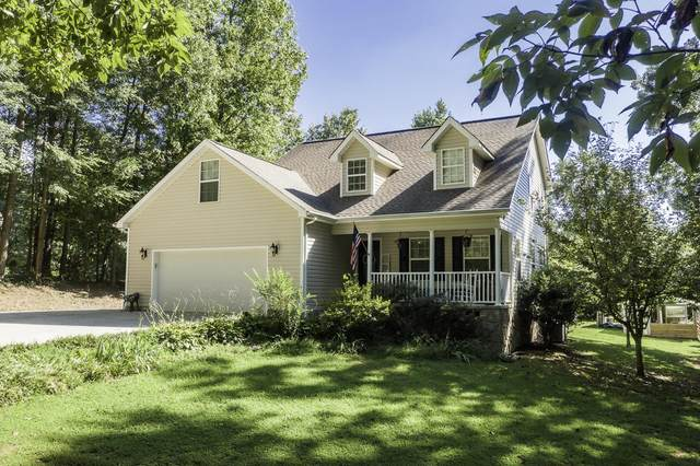 115 Oakwood Manor Dr, Chatsworth, GA 30705 (MLS #1322906) :: Keller Williams Realty | Barry and Diane Evans - The Evans Group
