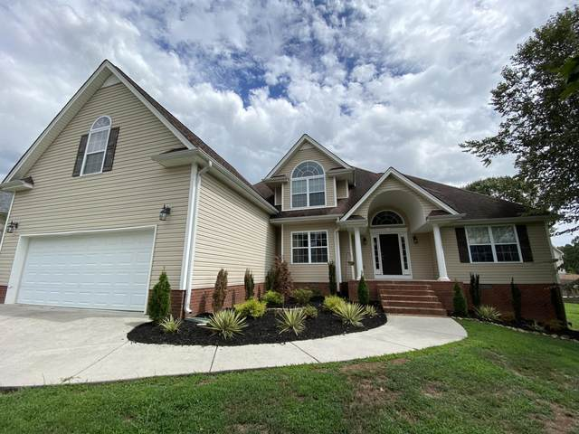 127 Canary Cir, Ringgold, GA 30736 (MLS #1322998) :: Keller Williams Realty | Barry and Diane Evans - The Evans Group