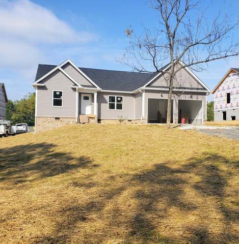 4731 Jersey Pike Lot 5, Chattanooga, TN 37416 (MLS #1323195) :: The Robinson Team