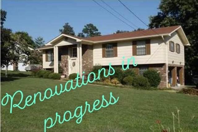 8708 Arbutus Dr, Hixson, TN 37343 (MLS #1323333) :: Chattanooga Property Shop