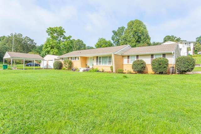 1231 S Seminole Dr, Chattanooga, TN 37412 (MLS #1323621) :: The Chattanooga's Finest | The Group Real Estate Brokerage