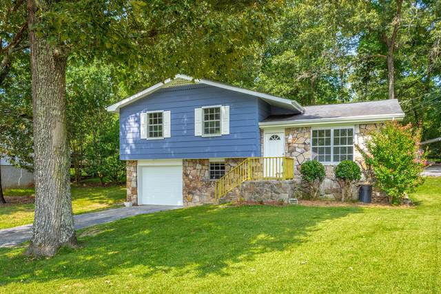 1077 Carol Jean Tr, Hixson, TN 37343 (MLS #1323991) :: Denise Murphy with Keller Williams Realty