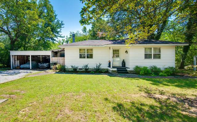 3401 Anderson Pike, Signal Mountain, TN 37377 (MLS #1324209) :: Chattanooga Property Shop