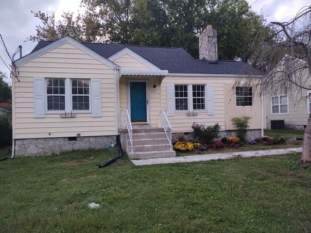 203 N Howell Ave, Chattanooga, TN 37411 (MLS #1324274) :: Chattanooga Property Shop