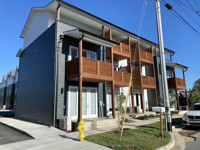 1454 Stockyard Pl #35, Chattanooga, TN 37408 (MLS #1324423) :: Smith Property Partners