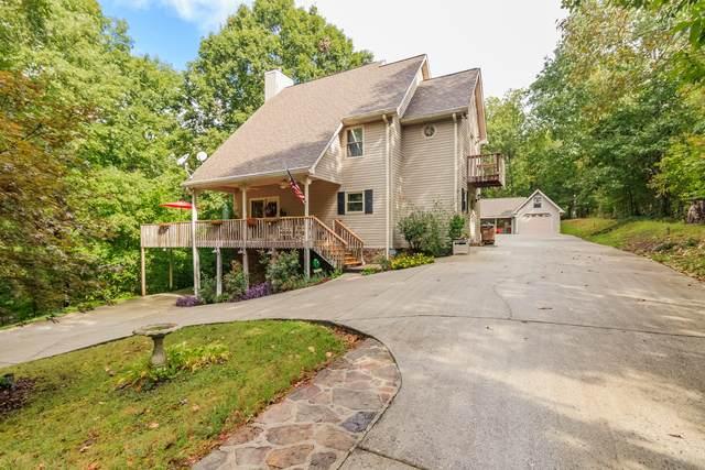 42 Dennis Pierce Rd, Ringgold, GA 30736 (MLS #1324589) :: Chattanooga Property Shop