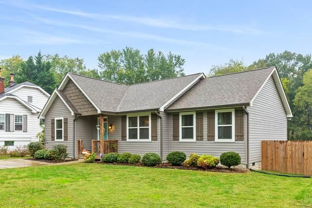 3515 Sunrise Ter, Chattanooga, TN 37412 (MLS #1325517) :: Smith Property Partners