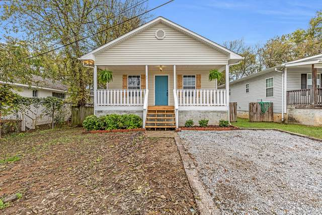 43 Scruggs St, Chattanooga, TN 37403 (MLS #1325587) :: The Chattanooga's Finest | The Group Real Estate Brokerage