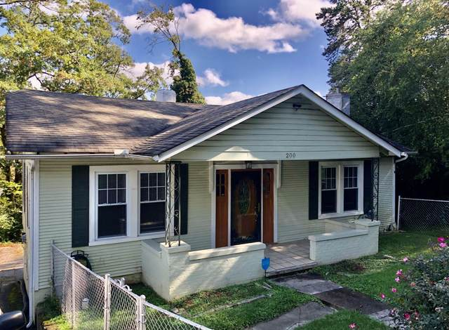 200 Dellwood Pl, Chattanooga, TN 37411 (MLS #1325797) :: The Robinson Team