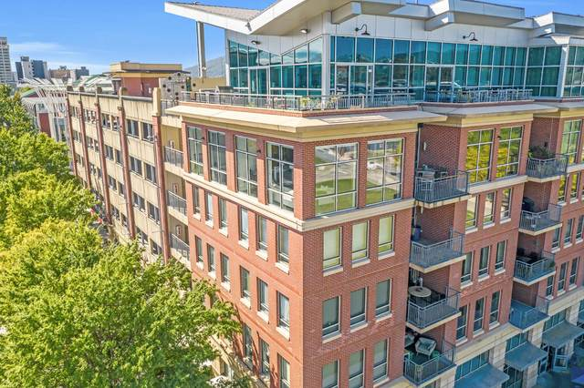 191 Chestnut St #504, Chattanooga, TN 37402 (MLS #1325974) :: The Robinson Team