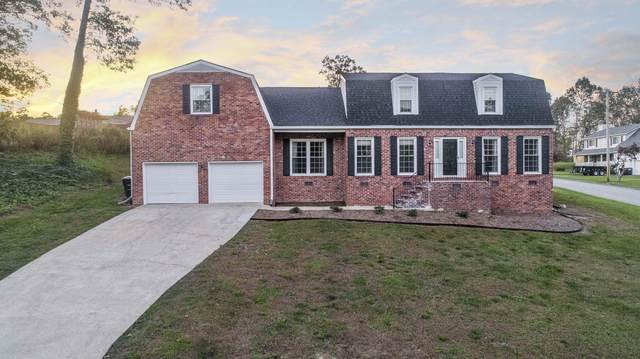 2531 Cross Winds Ln, Chattanooga, TN 37421 (MLS #1326304) :: The Chattanooga's Finest | The Group Real Estate Brokerage