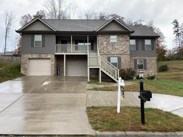136 SE Briar Meadow Tr, Cleveland, TN 37323 (MLS #1326989) :: The Weathers Team