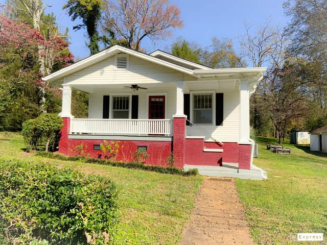 407 Crisman St, Chattanooga, TN 37415 (MLS #1327426) :: The Chattanooga's Finest | The Group Real Estate Brokerage