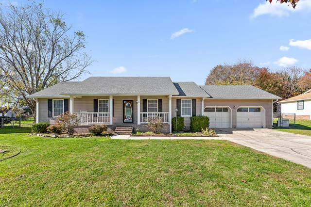 175 Misty Ridge Ln, Ringgold, GA 30736 (MLS #1327438) :: Keller Williams Realty | Barry and Diane Evans - The Evans Group