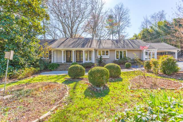 1517 Wood Nymph Tr, Lookout Mountain, GA 30750 (MLS #1327559) :: The Weathers Team
