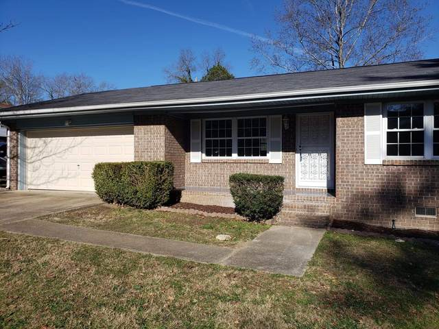 2305 Green Forest Dr, Chattanooga, TN 37406 (MLS #1328863) :: The Edrington Team