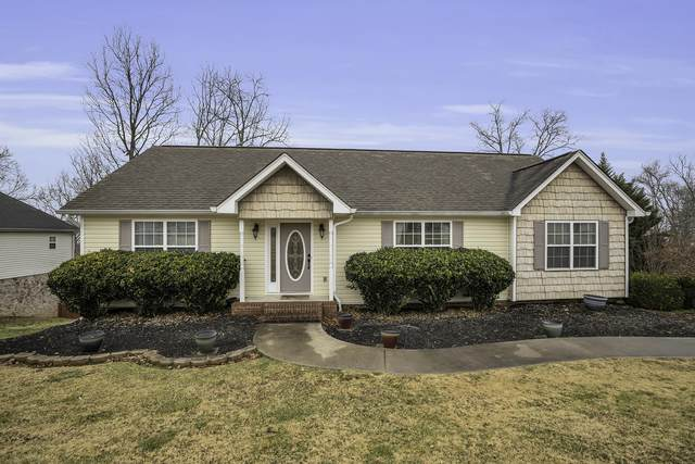 221 Promise Heights Dr, Ringgold, GA 30736 (MLS #1329064) :: The Jooma Team