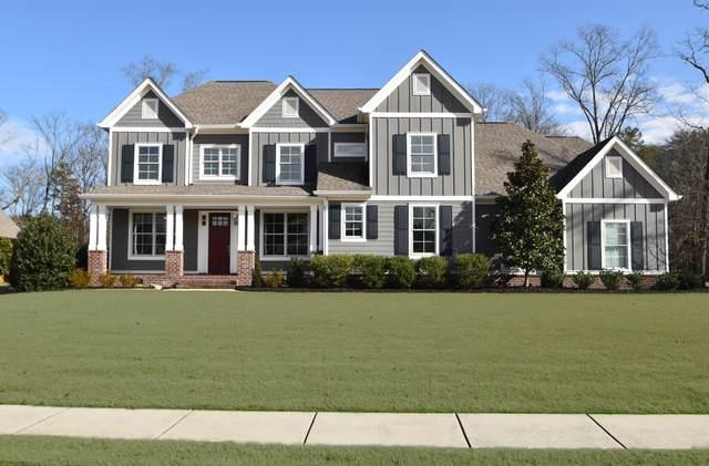 8751 Rambling Rose Dr, Ooltewah, TN 37363 (MLS #1329786) :: Smith Property Partners