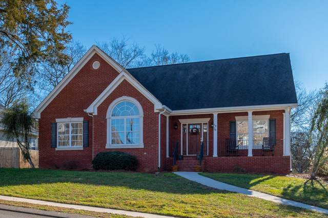 7976 Prince Dr, Ooltewah, TN 37363 (MLS #1330264) :: The Mark Hite Team