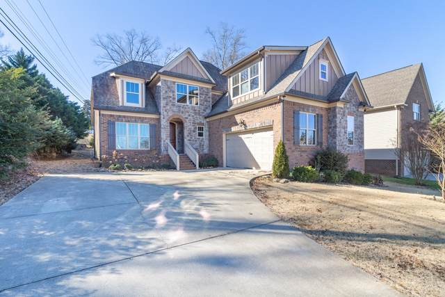 7896 Steppingstone Ln, Ooltewah, TN 37363 (MLS #1330636) :: 7 Bridges Group