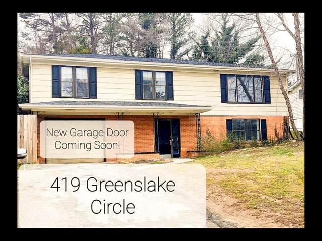 419 Greenslake Cir, Rossville, GA 30741 (MLS #1330921) :: 7 Bridges Group