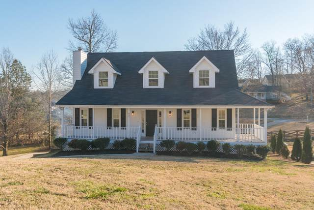 804 Brookcrest Ln, Hixson, TN 37343 (MLS #1331581) :: The Weathers Team