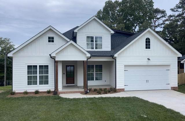 8114 Holly Crest Dr, Chattanooga, TN 37421 (MLS #1331854) :: The Jooma Team