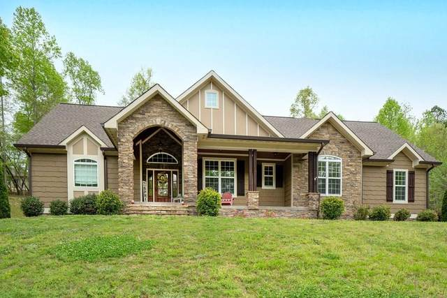 3095 Hidden Lake Rd, Dalton, GA 30721 (MLS #1332660) :: The Mark Hite Team