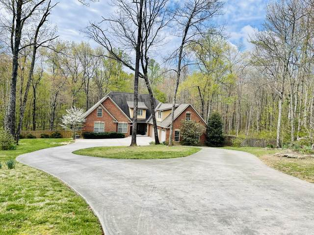 122 Mountain Laurel Ln, Signal Mountain, TN 37377 (MLS #1333193) :: The Jooma Team