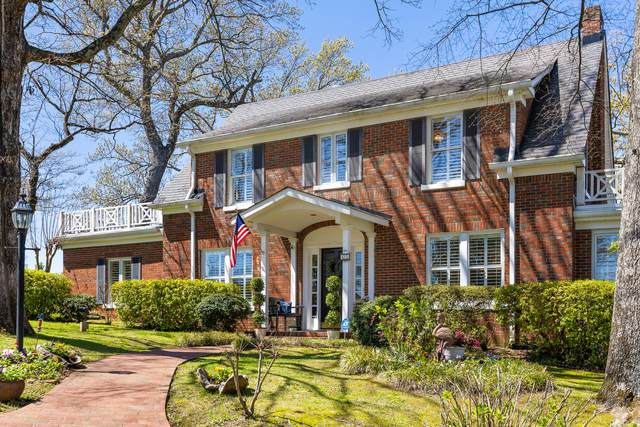 63 S Crest Rd, Chattanooga, TN 37404 (MLS #1333364) :: Smith Property Partners