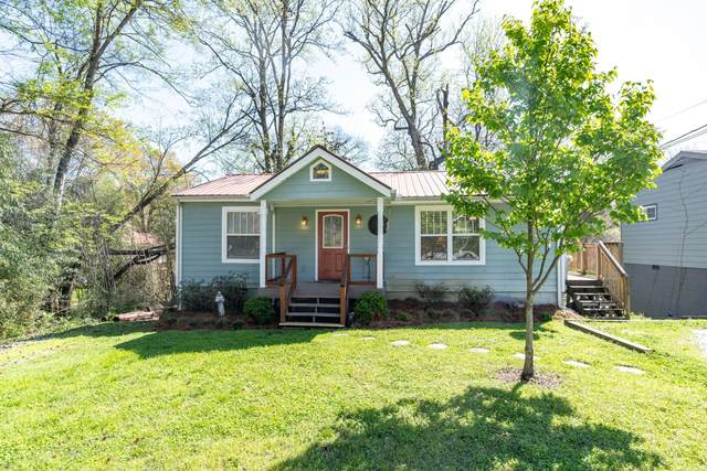 814 Snow St, Chattanooga, TN 37405 (MLS #1334294) :: Austin Sizemore Team
